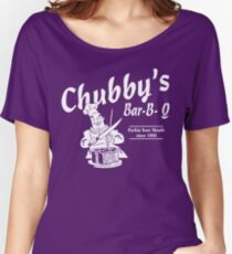 Funny Shirt - Chubby's Women's Relaxed Fit T-Shirt