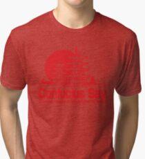 Funny Shirt - Confucius Say Tri-blend T-Shirt