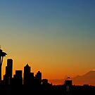 A Northwest Morning. by Todd Rollins