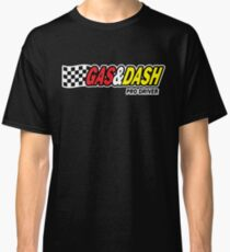 Funny Shirt - Gas and Dash Classic T-Shirt