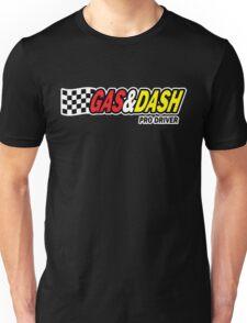 Funny Shirt - Gas and Dash Unisex T-Shirt