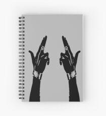 HO$H Spiral Notebook