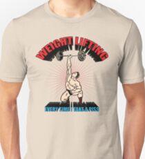 Funny Shirt - Weight Lifting Unisex T-Shirt