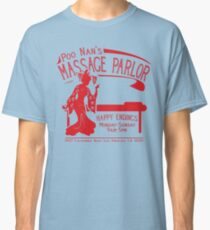 Funny Shirt - Happy Endings Classic T-Shirt