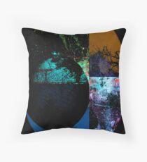 Cuspisce Creel Throw Pillow