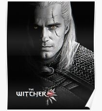 The Witcher Meme Posters Redbubble