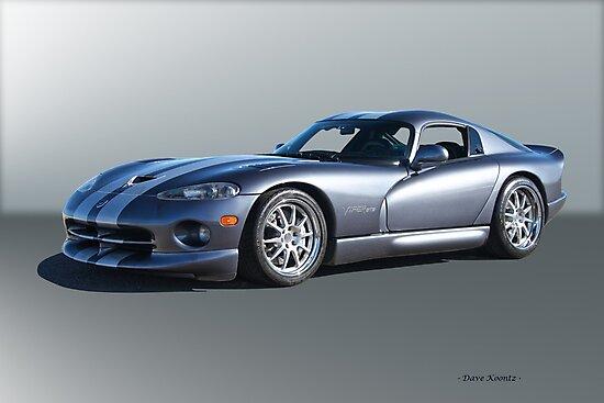 2000 Dodge Viper GTS VS2 by DaveKoontz