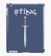 Sting iPad Case/Skin