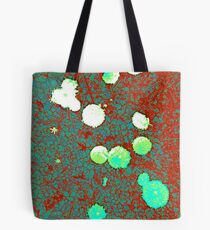 Enchanted Flowers Tote Bag