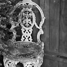 Old chair by Toby  hefford