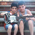 Future Rockers by Bernadette Claffey