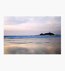 Gwithian Towans Beach Photographic Print