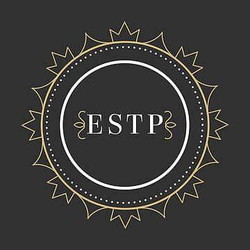 ESTP Ornamental Insignia (dark) by eilamona