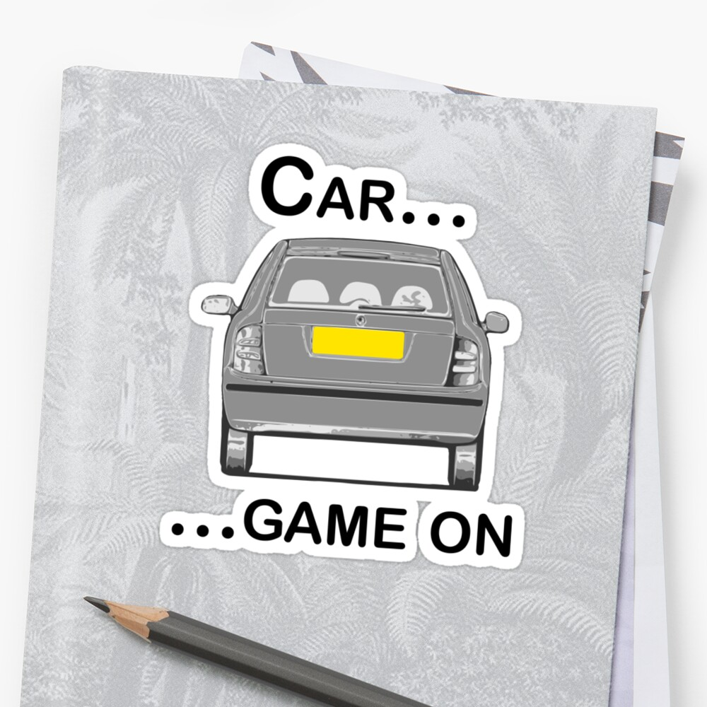 Wayne's World CAR.........GAME ON design by its-mr-towel
