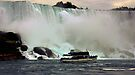 The maid of the mist by EblePhilippe