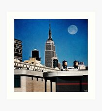 A West Side Story Art Print