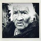 Ocotlan Goddess 2 by Kerryn Benbow