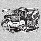 YOLO by glitchgee