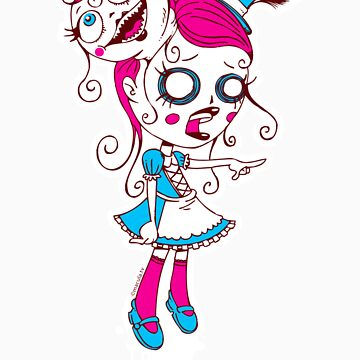 Parasitic Twin Lolita by Macula