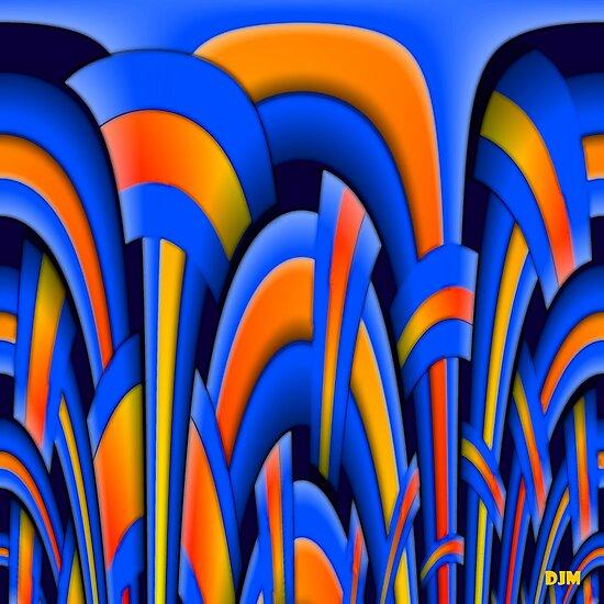 Ribbon 3 by Diane Johnson-Mosley