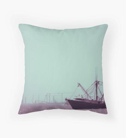Shrimpin' Throw Pillow