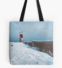 Irondequoit light house Tote Bag