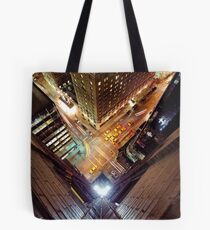Manhattan in motion  Tote Bag