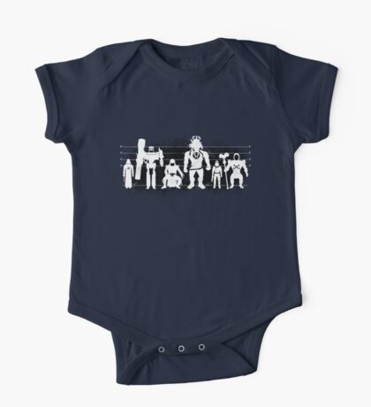 Plastic Villains / The Usual Suspects Kids Clothes