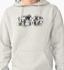 Plastic Villains / The Usual Suspects Pullover Hoodie