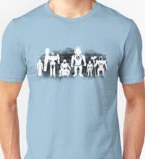 Plastic Villains / The Usual Suspects Unisex T-Shirt