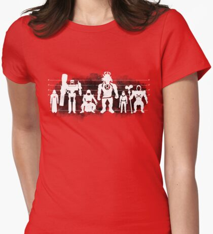 Plastic Villains / The Usual Suspects T-Shirt