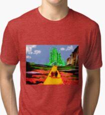 EMERALD CITY Tri-blend T-Shirt