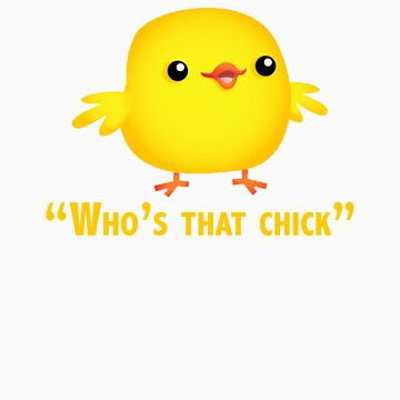 Who's that Chick parady from the 2011 song by david guetta and  rihanna by its-mr-towel