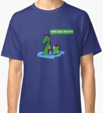 """South park quote """"I need about tree fitty"""" said by chef's dad Classic T-Shirt"""