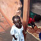 Uganda by Ken Eccles