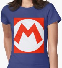 Mario Women's Fitted T-Shirt