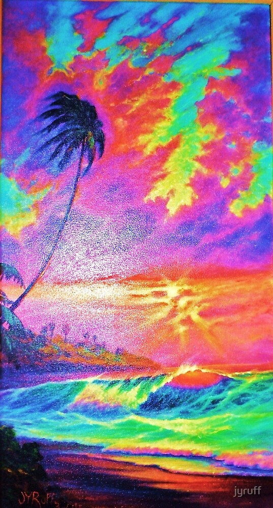 Mango Sunset by jyruff