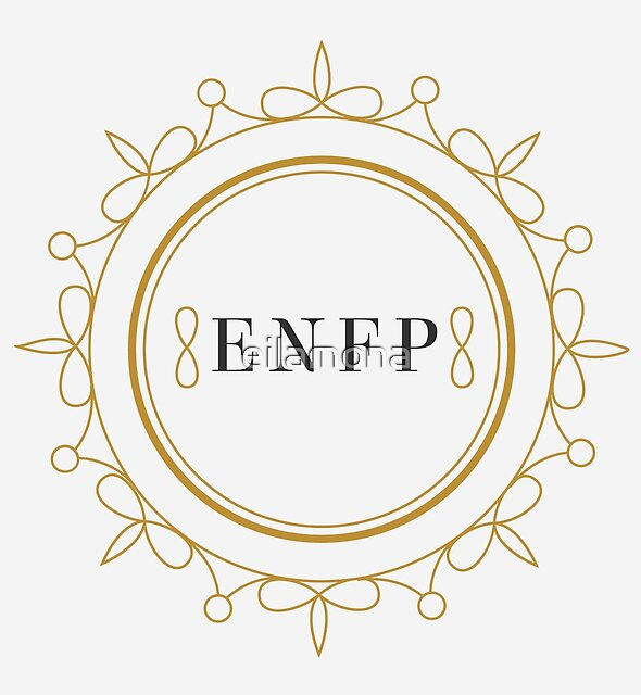 ENFP Ornamental Insignia (light) by eilamona
