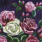 Rose Garden by Alga Washington