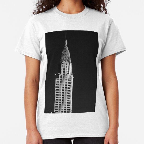 Chrysler  building New York City  Classic T-Shirt