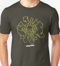 Gas mask-183 T-Shirt