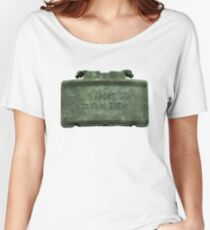 Front Towards Enemy - Claymore  Women's Relaxed Fit T-Shirt