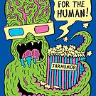 «Película de Alien Monster» de jarhumor