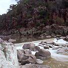 Cataract Gorge by Patrick Reid