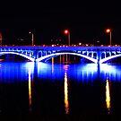 The old bridge  by Borror