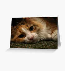 Smudge Greeting Card