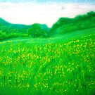 Green Green Grass of Home by Sesha