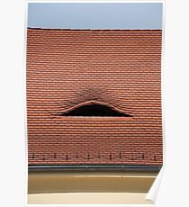 Roof Poster