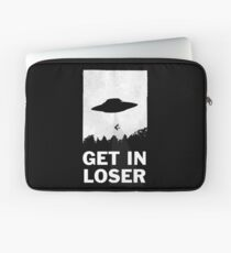 Get In Loser Laptop Sleeve