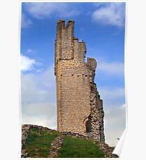 Helmsley Castle Poster